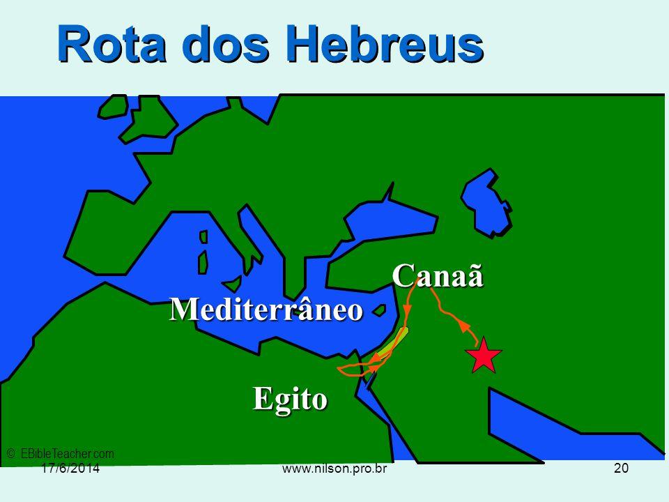 Os hebreus tiveram uma história de migração, lutas, fugas e cativeiros, mas procuravam e conseguiram preservar sua cultura.