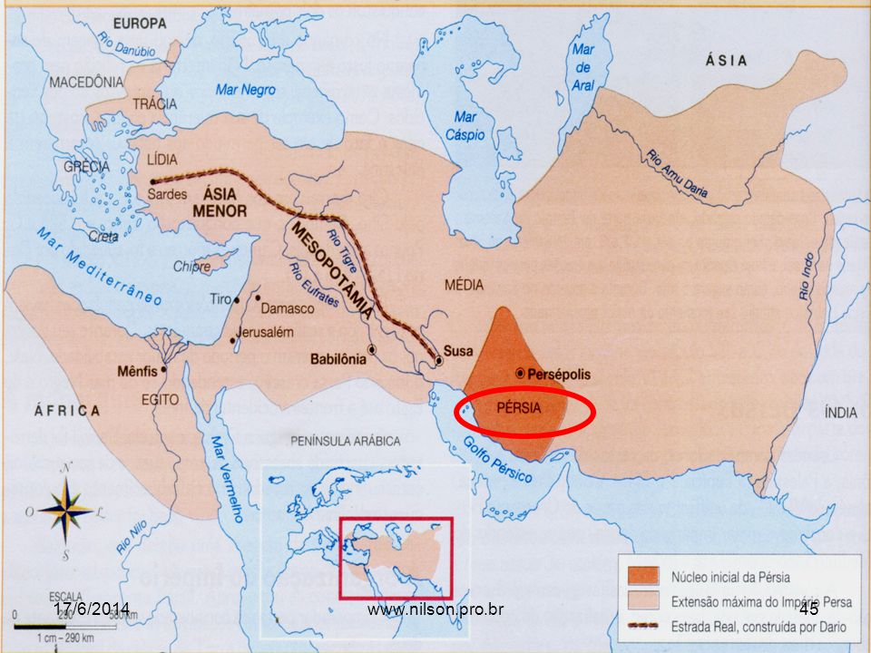 Os fenícios foram os maiores navegadores do mundo antigo.