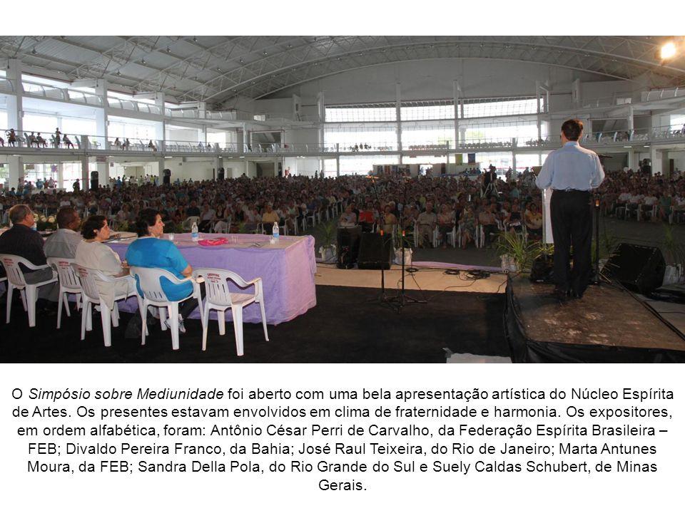 O público foi estimado em cerca de 2.000 pessoas. Estavam representados 76 municípios catarinenses.