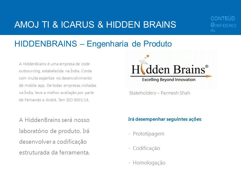 A HiddenBrains é uma empresa de code outsourcing, estabelecida na Índia. Conta com muita expertise no desenvolvimento de mobile app. De todas empresas