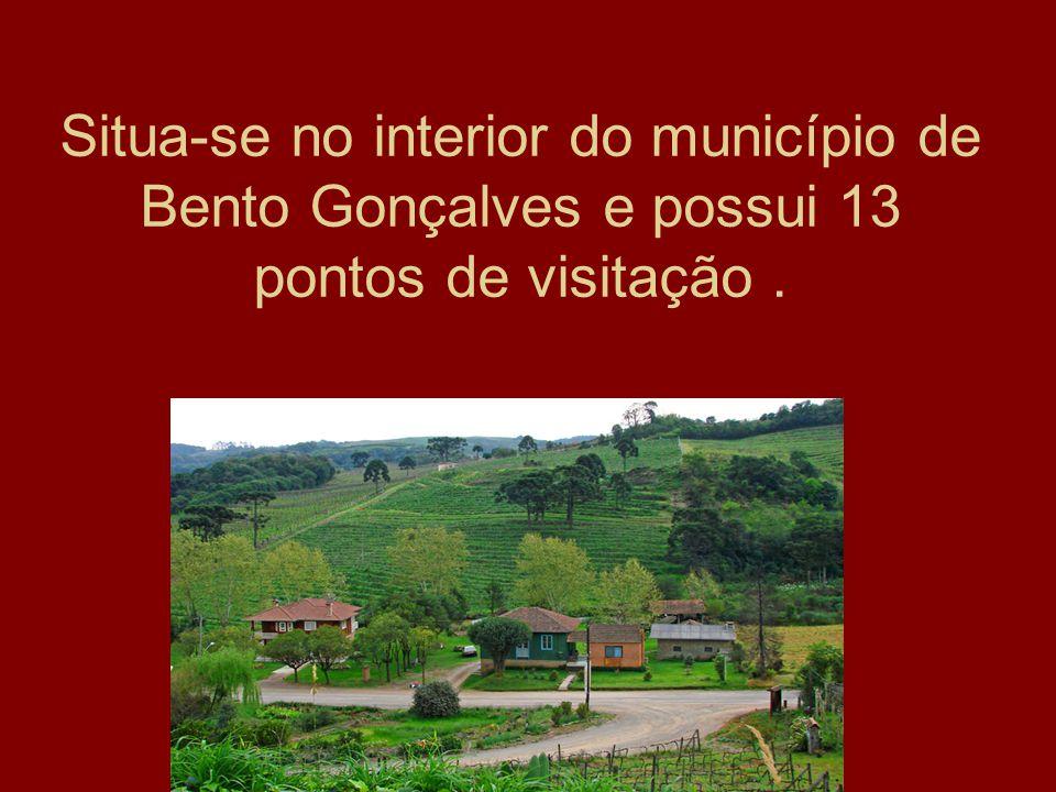 O projeto Caminhos de Pedra resgata a cultura que os imigrantes italianos trouxeram para a Serra Gaúcha no século 19.
