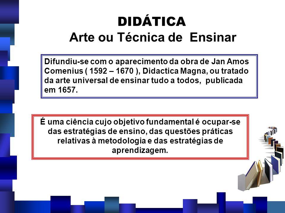 Difundiu-se com o aparecimento da obra de Jan Amos Comenius ( 1592 – 1670 ), Didactica Magna, ou tratado da arte universal de ensinar tudo a todos, pu