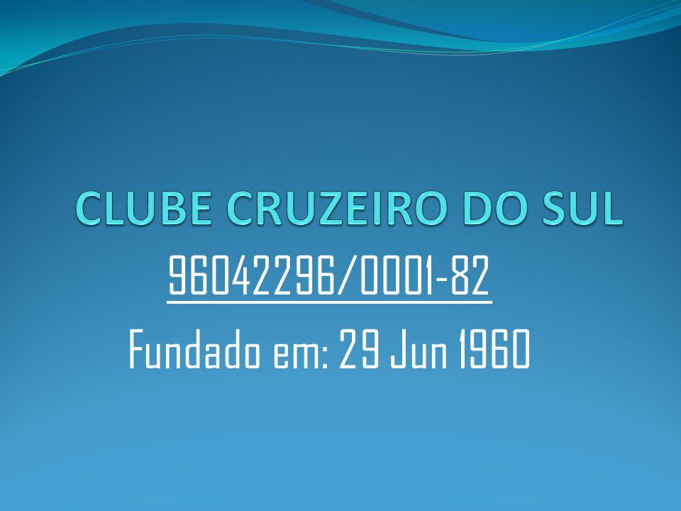 96042296/0001-82 Fundado em: 29 Jun 1960