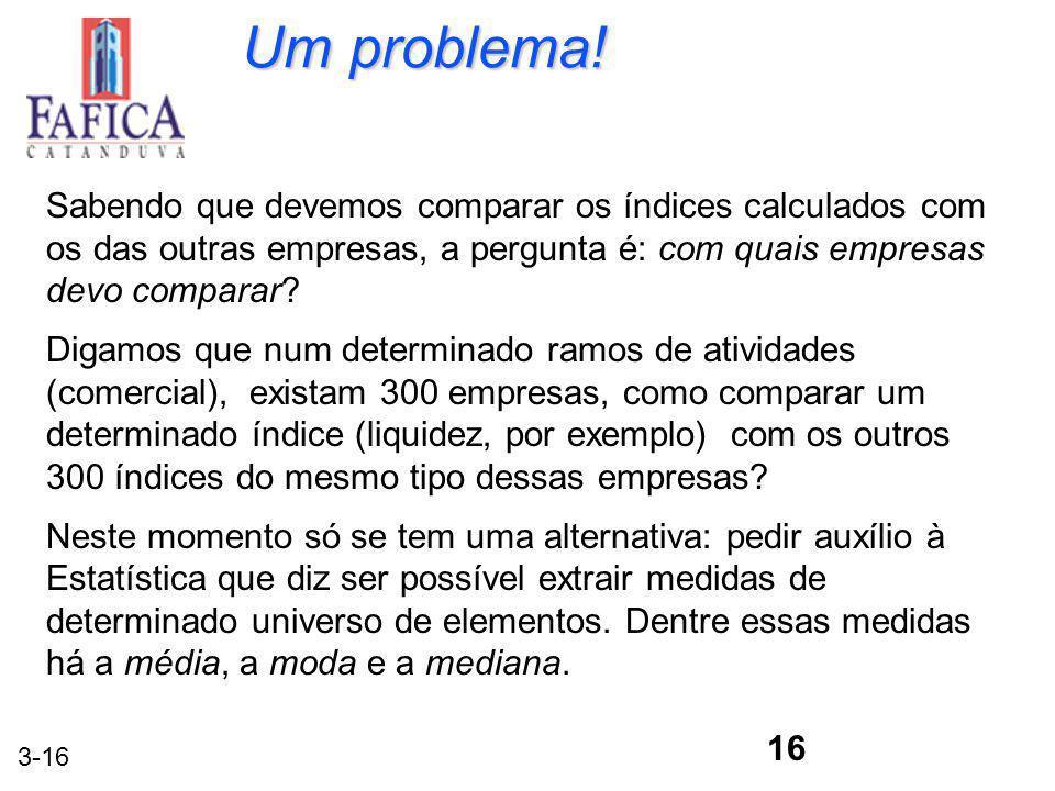 3-16 Um problema.