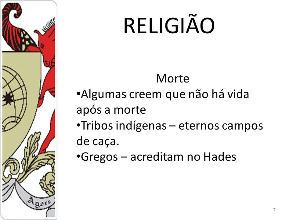 FILOSOFIAS DE VIDA NÃO RELIGIOSAS Humanismo Materialismo Marxismo 98