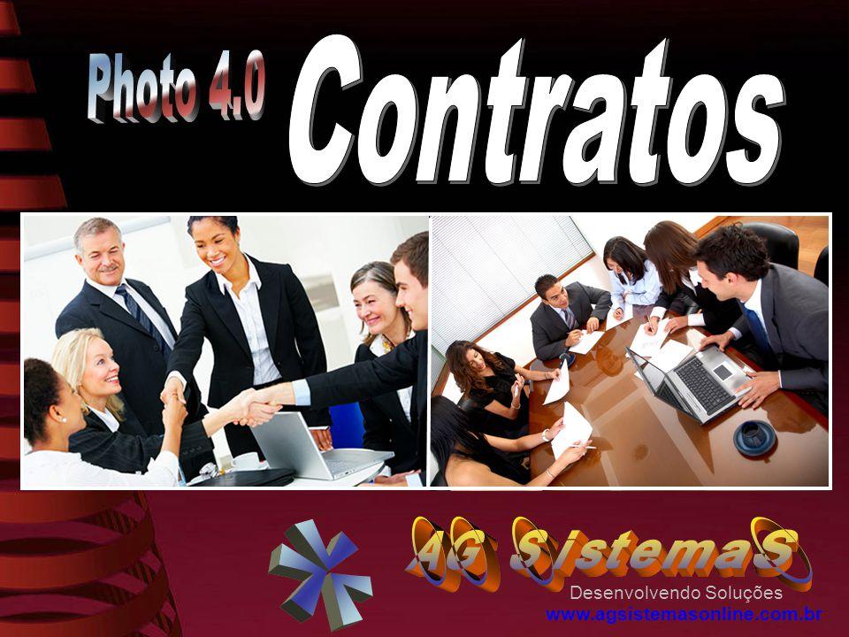 Desenvolvendo Soluções www.agsistemasonline.com.br