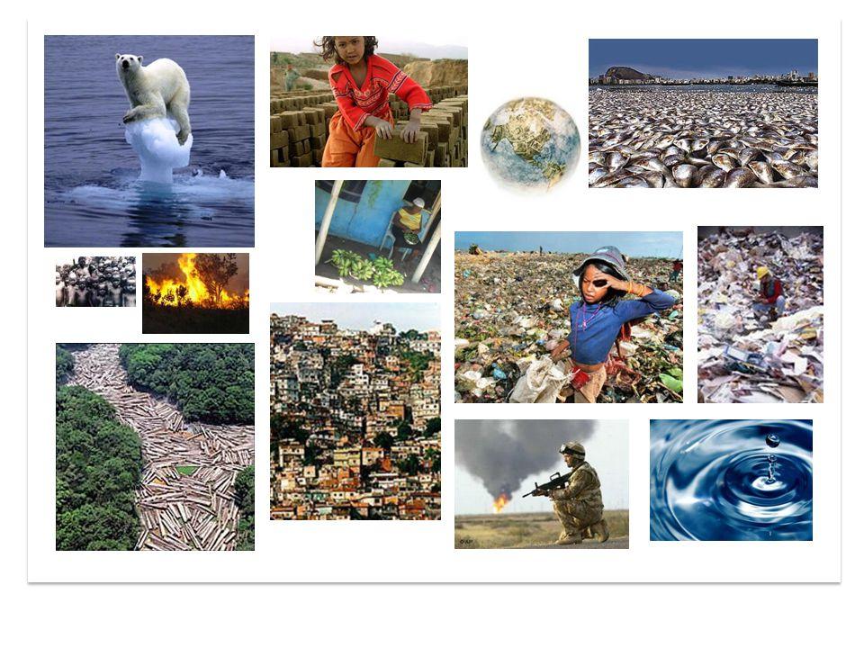 Dos 6,2 bilhões de habitantes do planeta, apenas 1,7 consegue consumir além de suas necessidades básicas.