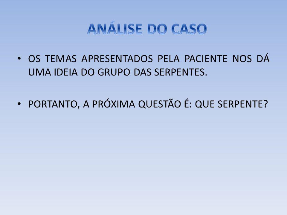 EVOLUÇÃO E PRESCRIÇÃO Em 15/07/2010crotallus cascavel 1M, melhora da parte clínica e mental.