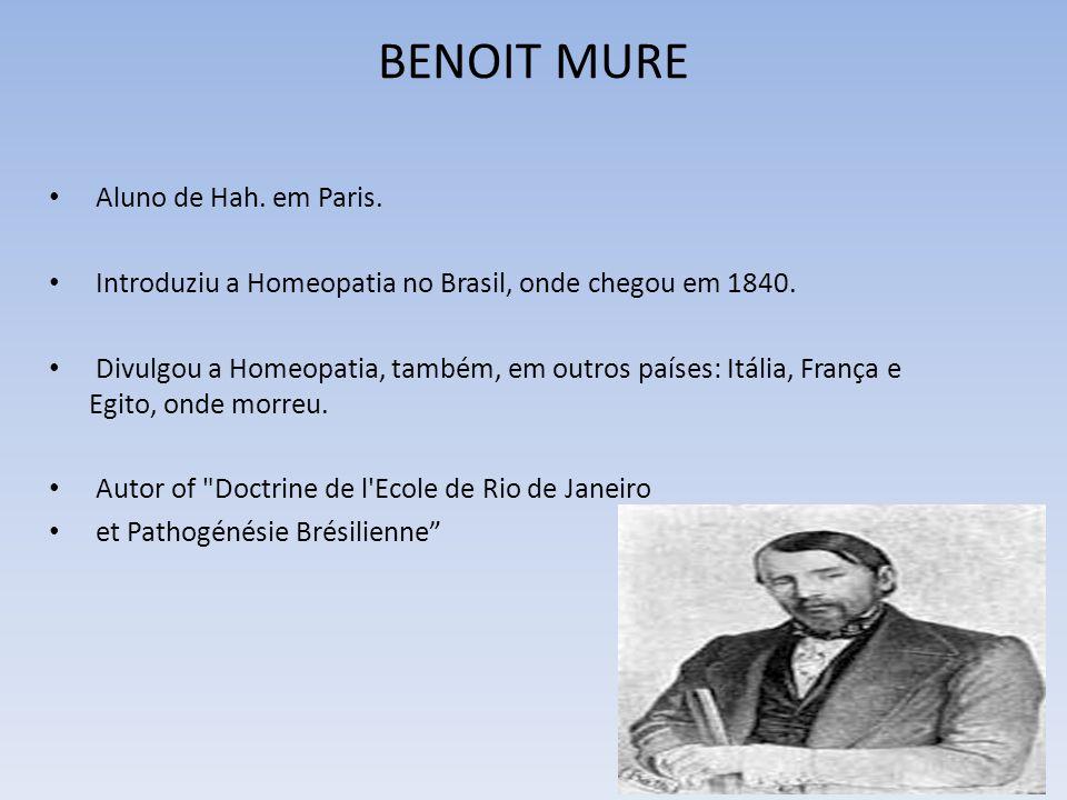 CROTALUS CASCAVELLA Introduzida por Benoit Mure (Patogenesia Brasileira).