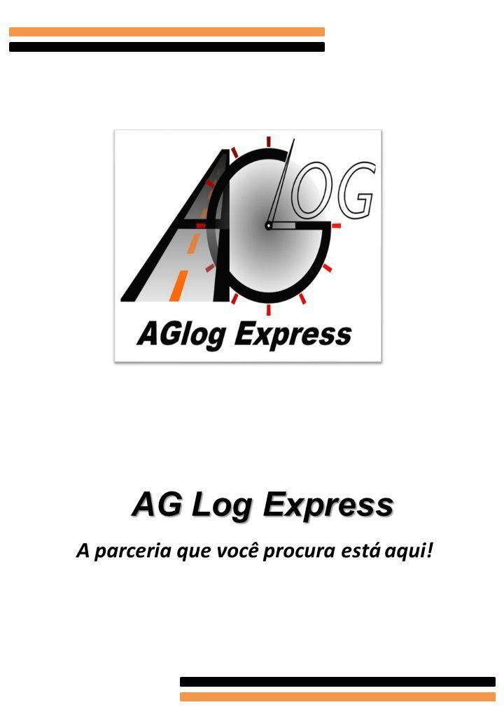 AG Log Express A parceria que você procura está aqui!