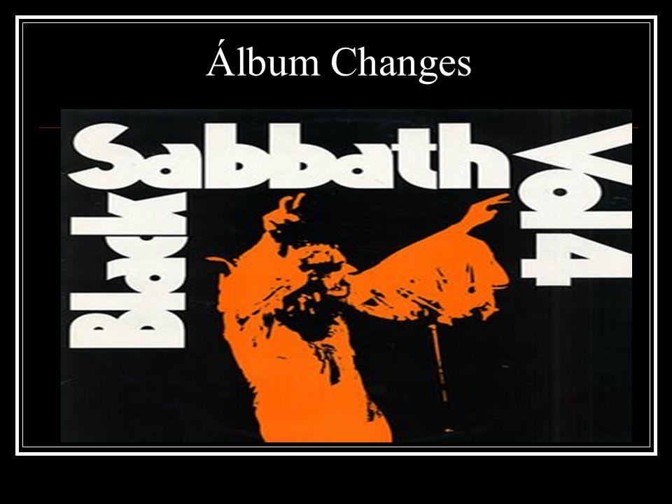 Porque escolhi Black Sabbath Black Sabbath, clássico ao extremo uma das bandas de maior inovação na década 70, de maior impressionismo.