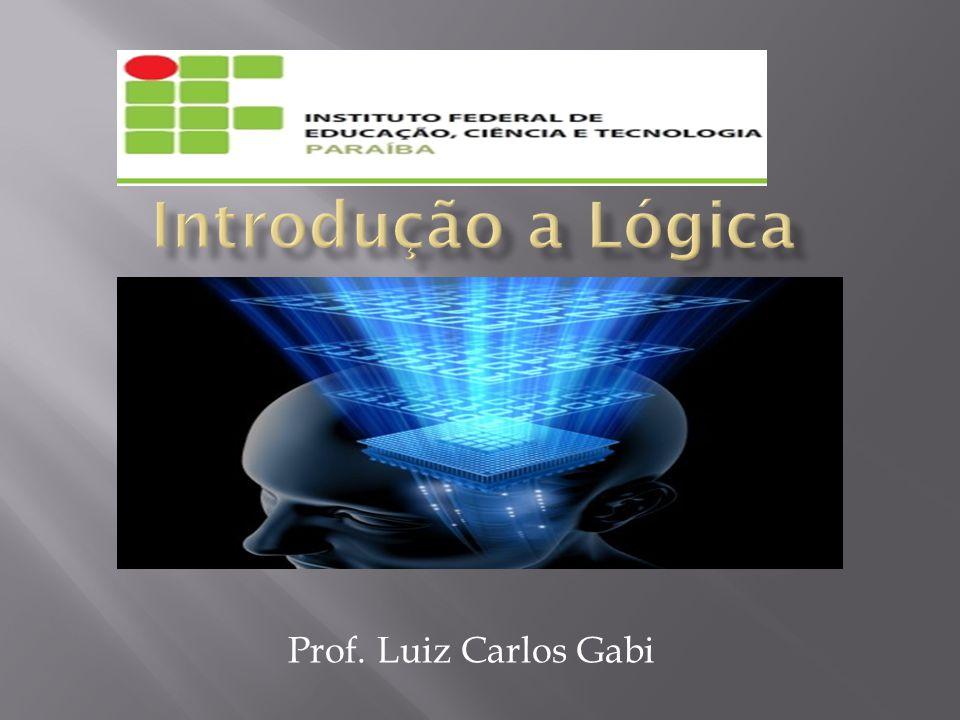 Prof. Luiz Carlos Gabi