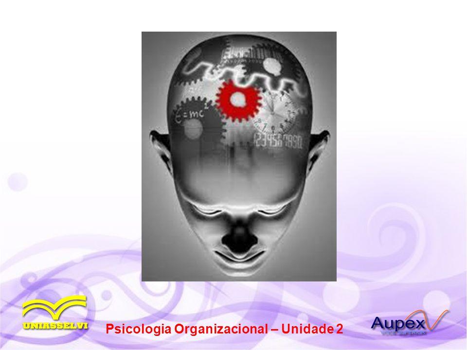 Psicologia Organizacional – Unidade 2