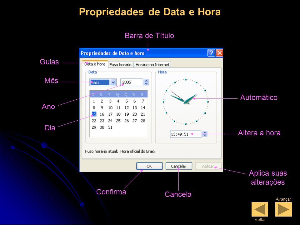 01- Em Espera = Salva o estado atual da área de trabalho no disco rígido, e desliga o computador permitindo que ao voltar você trabalhe a partir do ponto que parou.