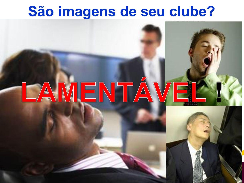 Seminário de Treinamento de Presidente de Comissão Distrital do Quadro Associativo São imagens de seu clube?