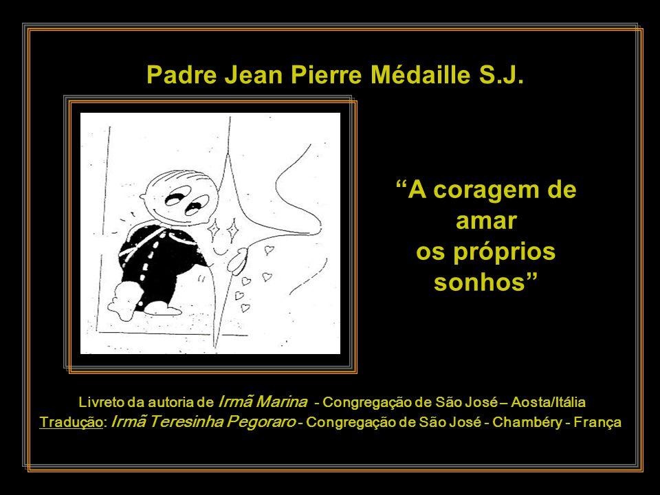 Padre Jean Pierre Médaille S.J.