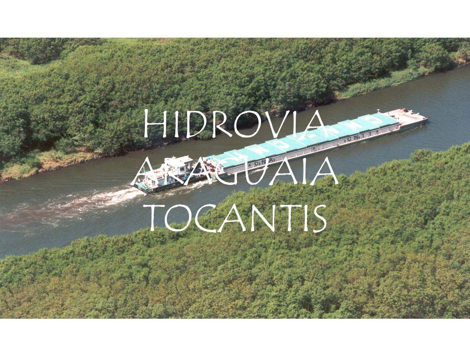 HIDROVIA ARAGUAIA TOCANTIS