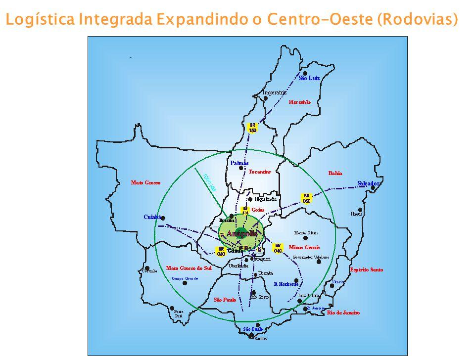 Logística Integrada Expandindo o Centro-Oeste (Aeroportos)