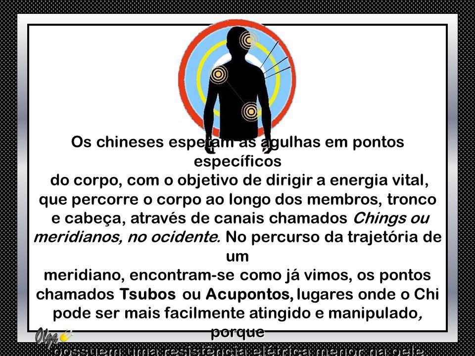 Como vimos, de acordo com a filosofia chinesa, o corpo contém duas forças opostas: Yin e Yang. Quando tais forças estão em equilíbrio, o corpo está sa
