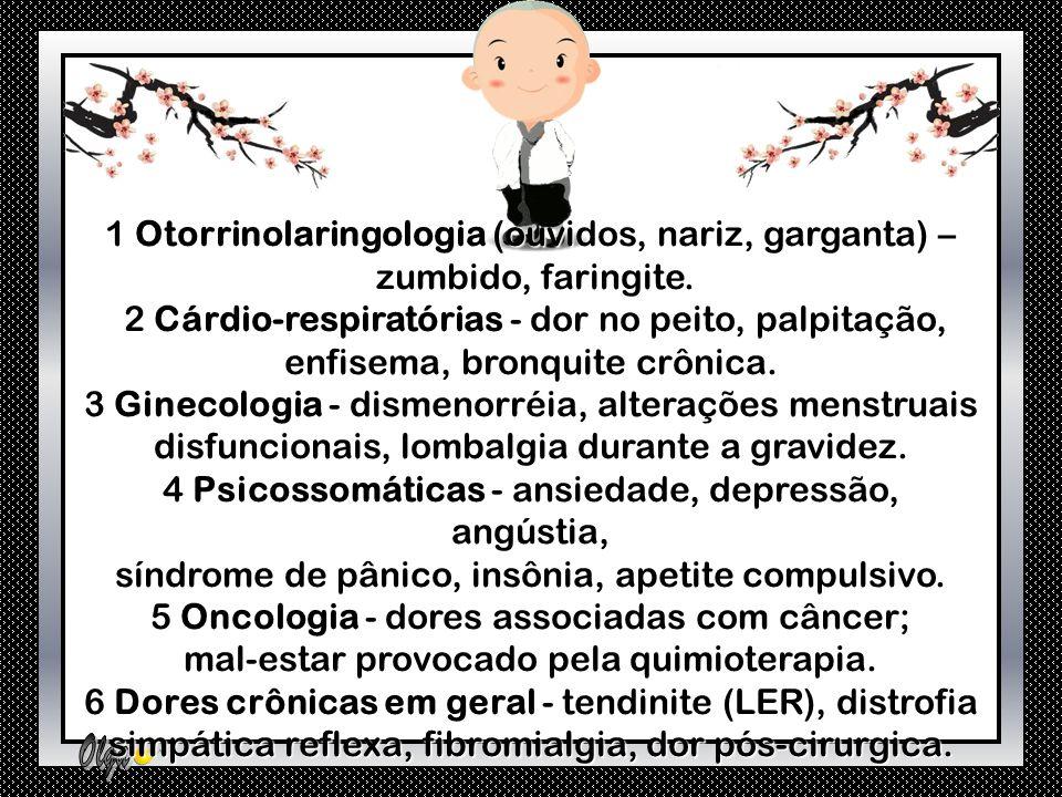 Segundo a Organização Mundial de Saúde, essa lista de doenças tratáveis pela Acupuntura, foi publicada na doenças tratáveis pela Acupuntura, foi publi