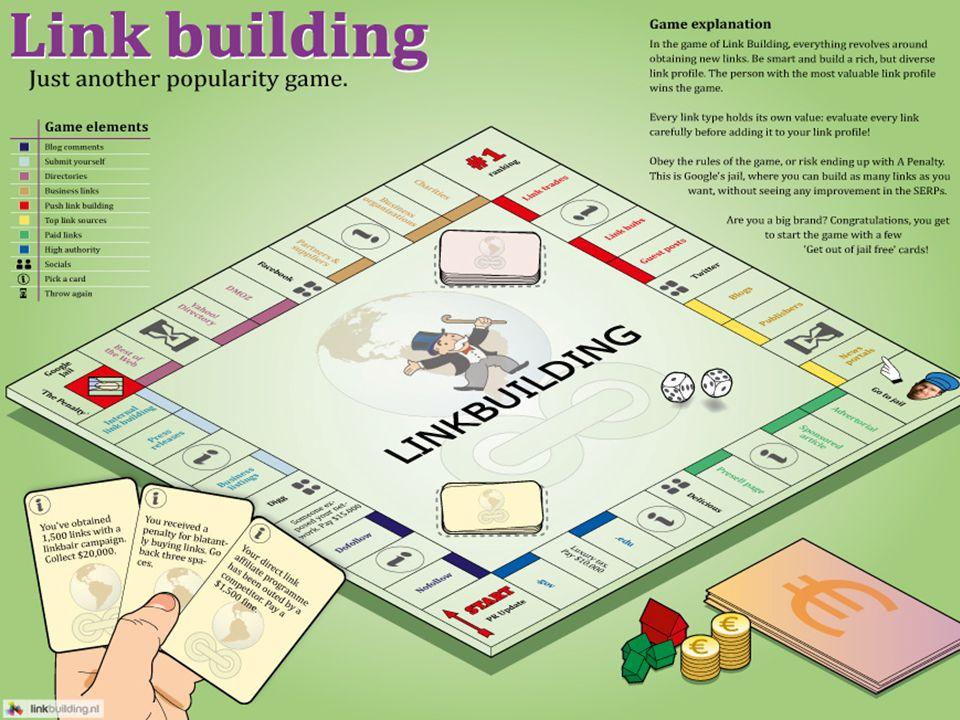 Planejamento Estratégico Link Building