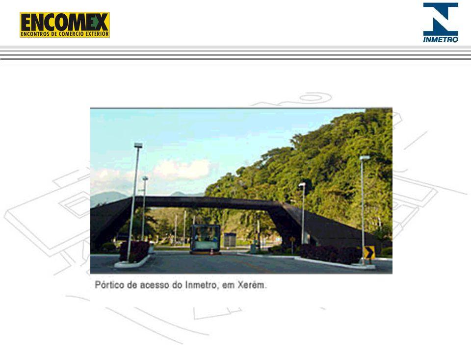 www.inmetro.gov.br/barreirastecnicas Enquiry Point Website Serviços disponíveis aos Exportadores
