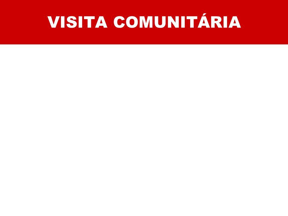 VISITA COMUNITÁRIA