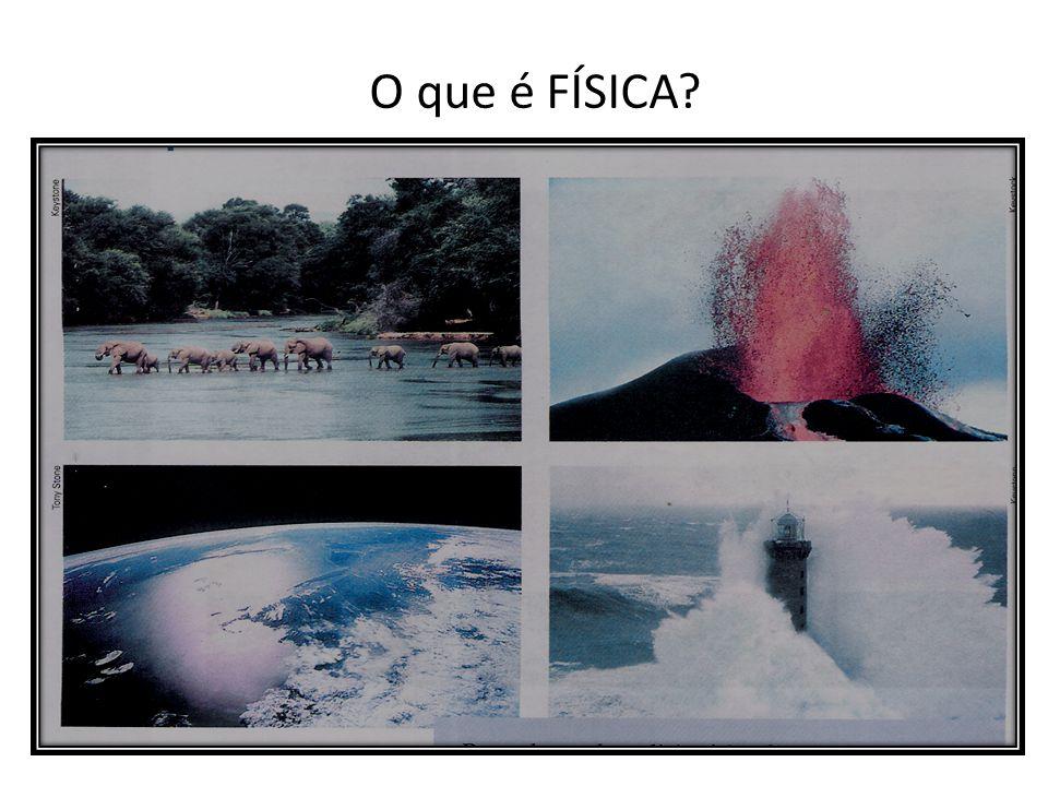 O que é FÍSICA?
