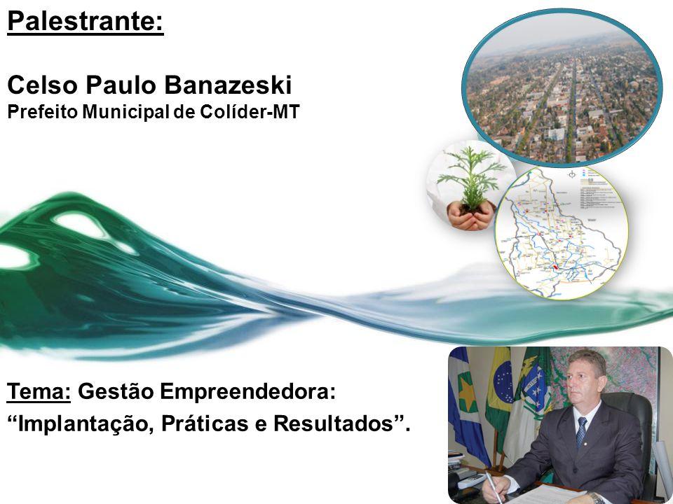 Av. Marechal Rondon - 1980 Projeto Cidade Atrativa