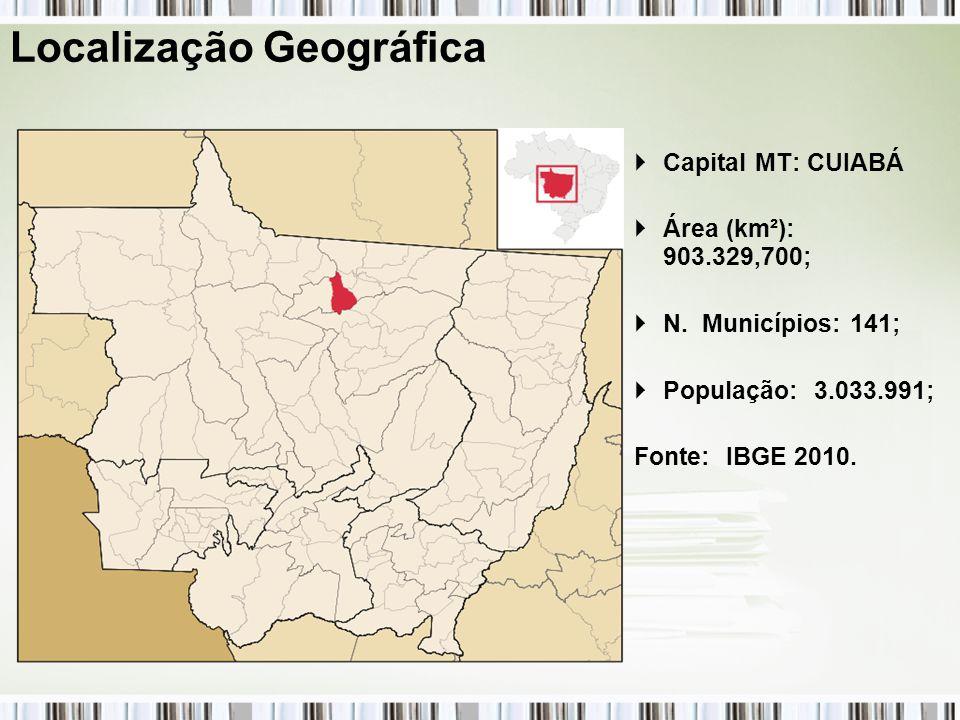Área (km²): 61.649; N.Municípios: 11; População: 163.419.