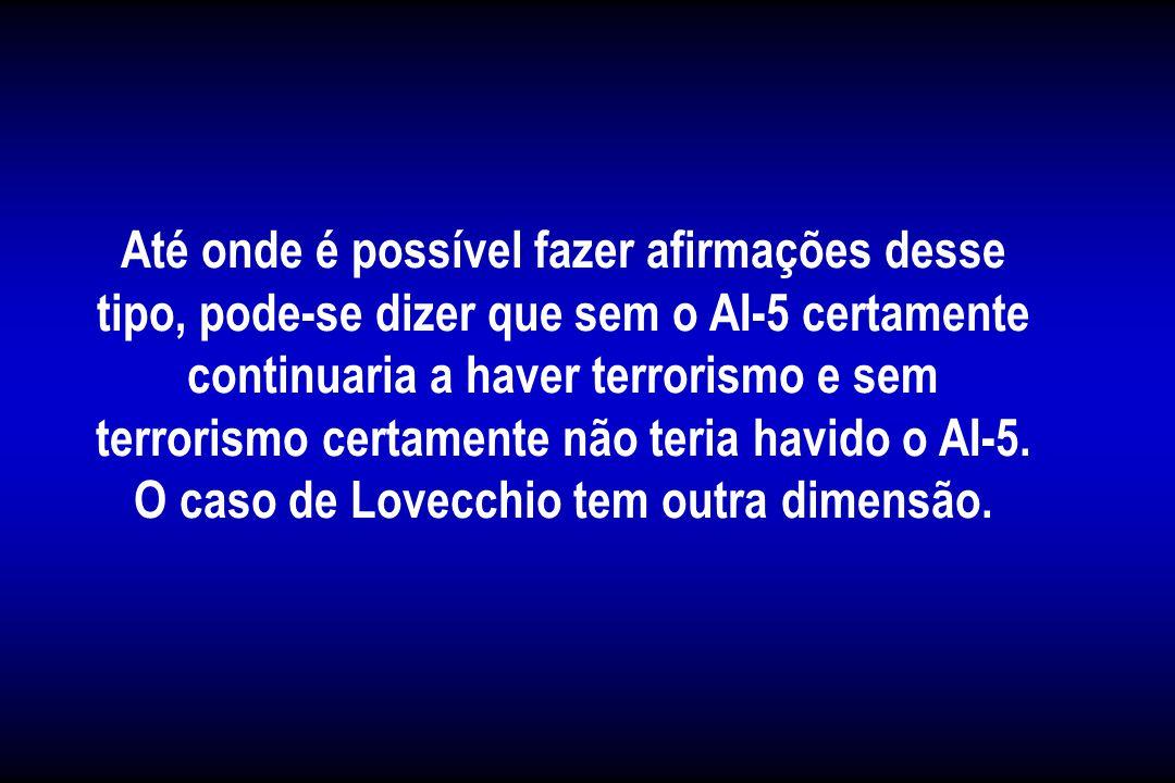 O atentado foi conduzido por Diógenes Carvalho Oliveira e pelos hoje arquitetos Sérgio Ferro e Rodrigo Lefevre, além de Dulce Maia e uma pessoa que nã