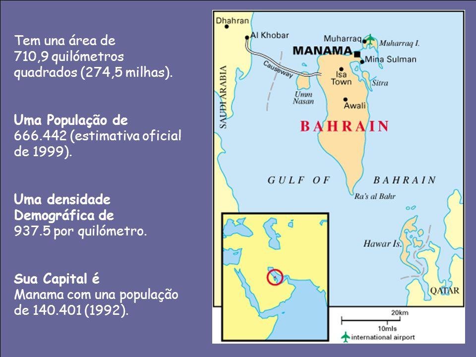 Tem una área de 710,9 quilómetros quadrados (274,5 milhas). Uma População de 666.442 (estimativa oficial de 1999). Uma densidade Demográfica de 937.5