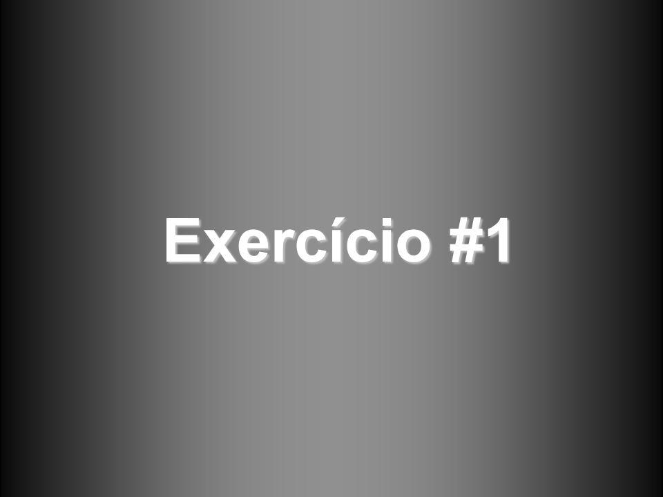 Exercício #1