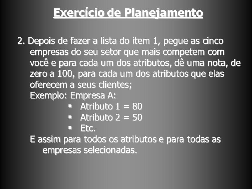 Exercício de Planejamento 2.
