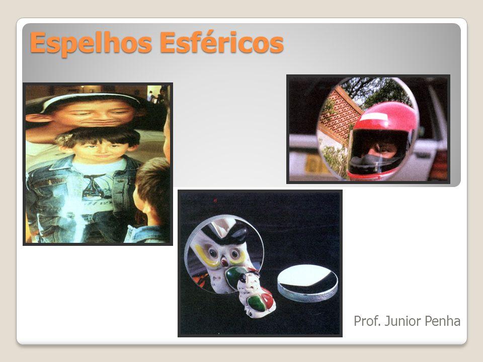 Espelhos Esféricos Prof. Junior Penha