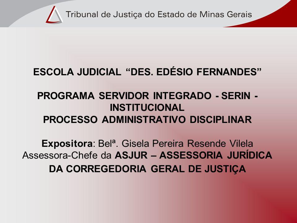 ESCOLA JUDICIAL DES.