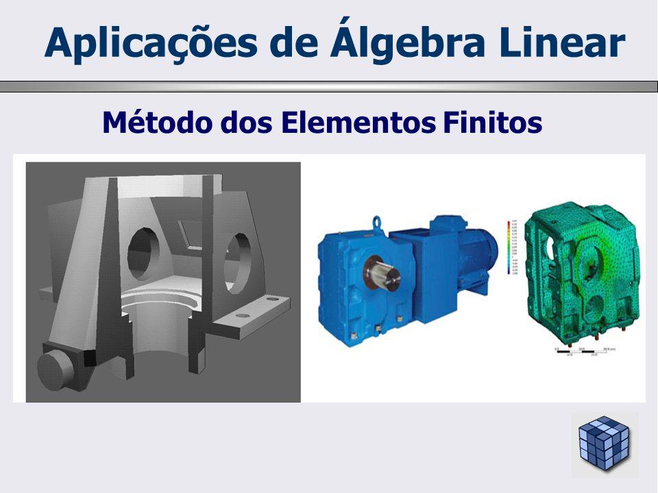 Método dos Elementos Finitos Aplicações de Álgebra Linear
