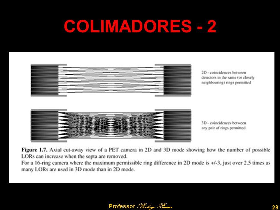 28 Professor Rodrigo Penna COLIMADORES - 2