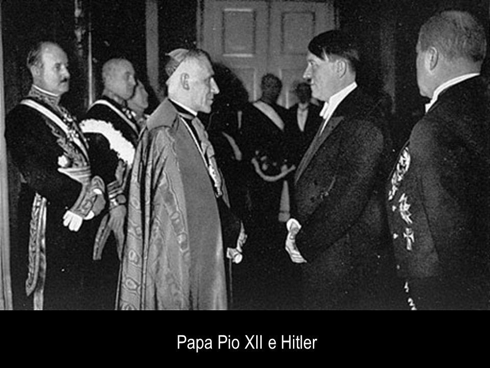 Papa Pio XII e Hitler