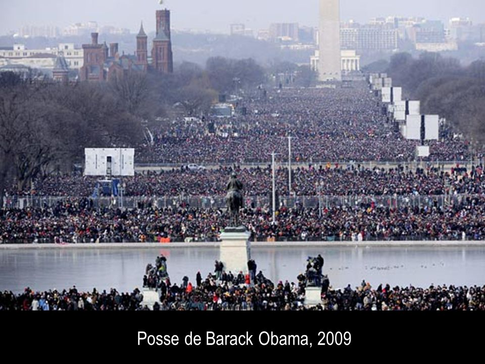 Posse de Barack Obama, 2009