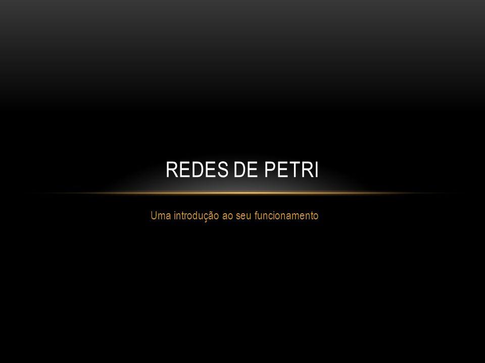 Uma introdução ao seu funcionamento REDES DE PETRI