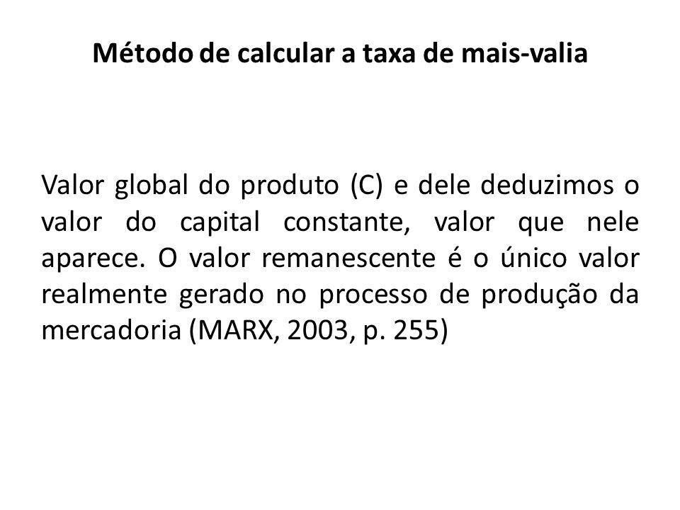 O valor do produto expresso em partes proporcionais do produto Marx volta ao exemplo em que demostrou como o capitalista converte dinheiro em capital 12 horas de trabalho equivalem a 20 quilos de fio valendo 30 reais.