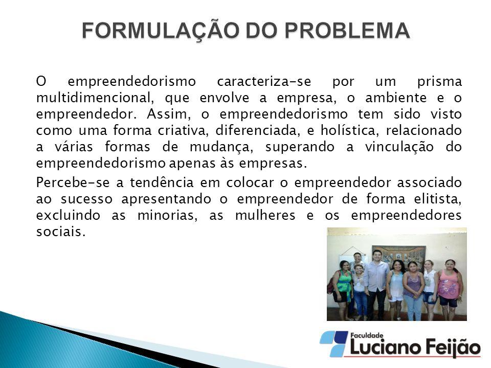 Desenvolver uma visão empreendedora em mulheres do bairro Alto da Brasília, proporcionando conhecimentos formais na área de consultoria e gestão de pequenos negócios.