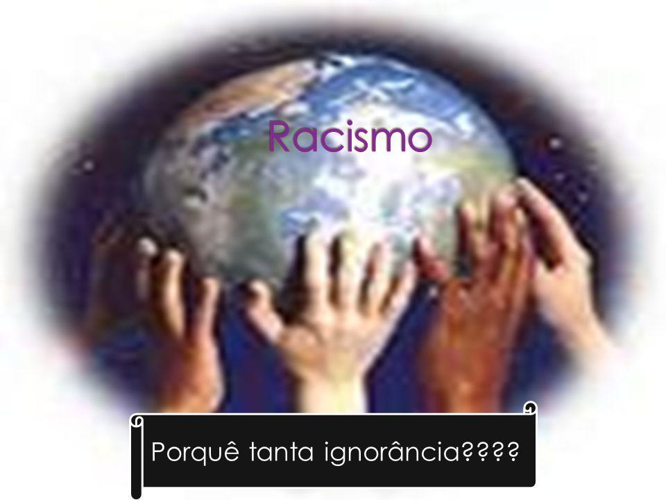 Denise Garciaicia e Patricia Reis 31-10-2009 Porquê tanta ignorância????