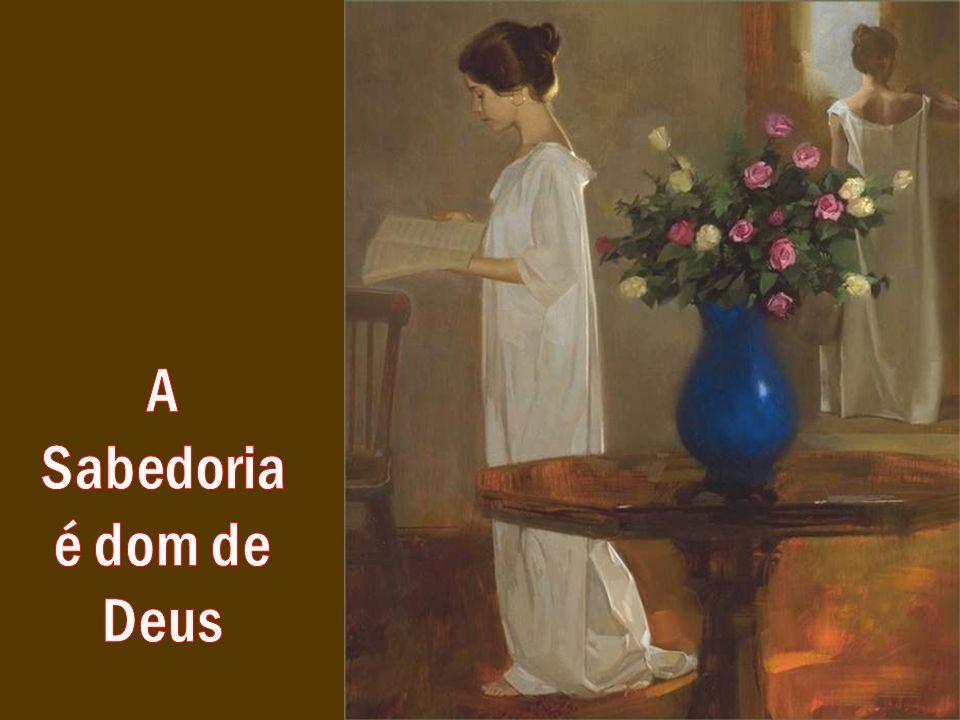 Segundo a ordem cronológica, a Sabedoria é o ultimo livro do Antigo Testamento.