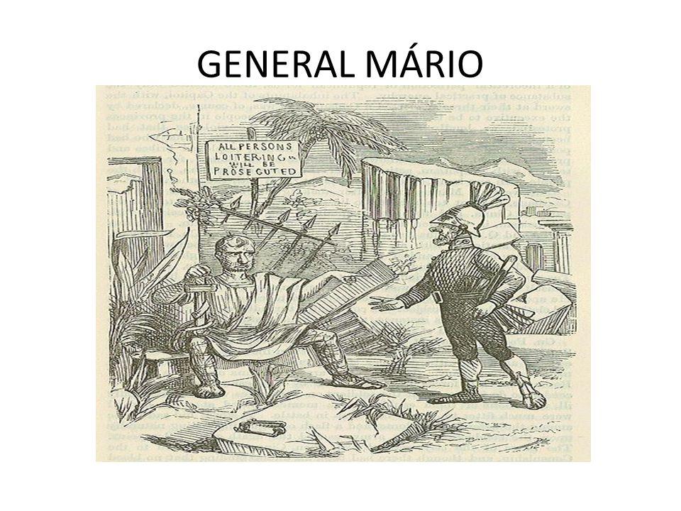 GENERAL MÁRIO
