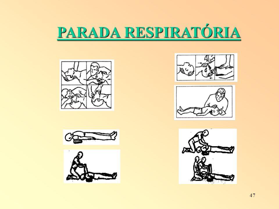 47 PARADA RESPIRATÓRIA