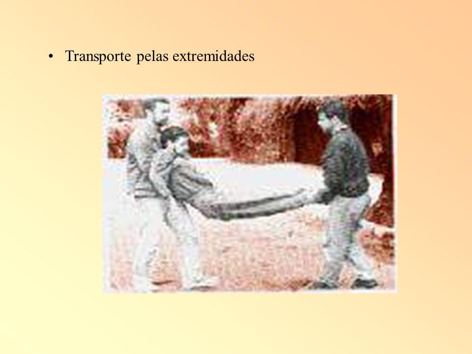 Transporte pelas extremidades