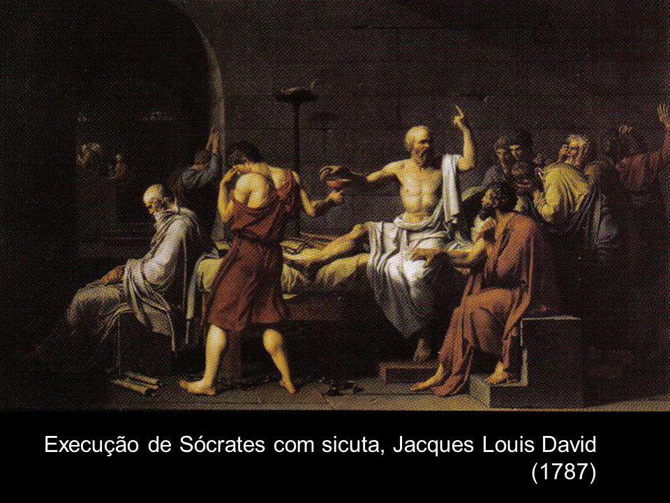 Execução de Sócrates com sicuta, Jacques Louis David (1787) 17/6/201411www.nilson.pro.br