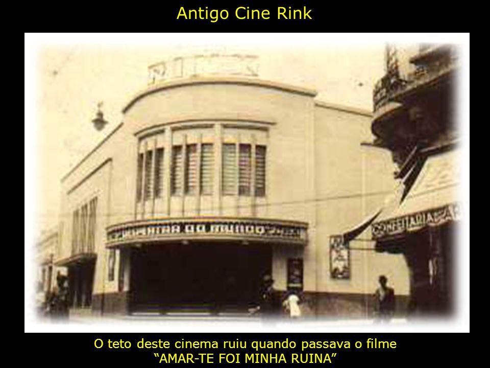 Rua Rua Barão de Jaguara com Rua General Osório 1929 À esquerda vê-se parte do casarão do Visconde de Indaiatuba, que em sua época deu de presente à i